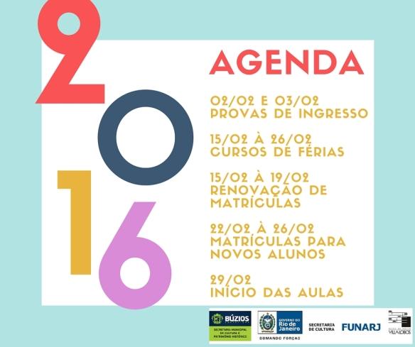 Folder - Agenda 2016