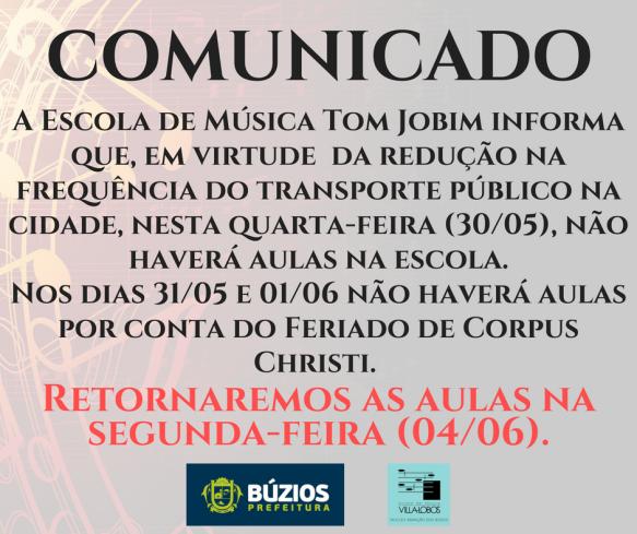 COMUNICADO 29_05